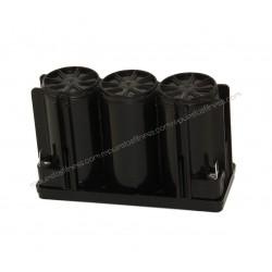 Batterie Lifefitness, Star Trac, Cybex 6V 2.5 Ah Compatible pour la Plupart des Marques