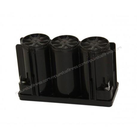Bateria Lifefitness, Star Trac, Cybex 6V 2.5Ah Compatible Mayoria De Marcas