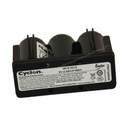 Battery Lifefitness, Star Trac, Cybex 6V 2.5 Ah Compatible for Most Brands