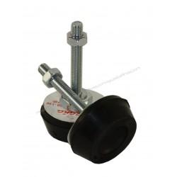Foot Leveller Rubber M12 80-150 Kg