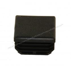 Protective bumper Inner Plastic Square 25X25Mm - 4Uni.