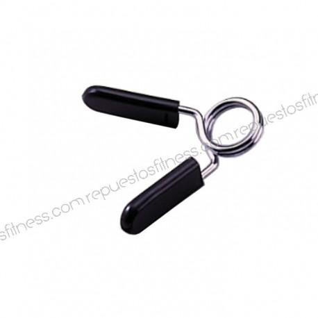 Top/clamp-bar 25mm (pair)
