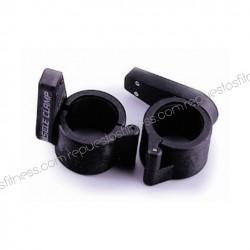 Haut de serrage pour barres olympiques - 50 mm - musculaire de serrage