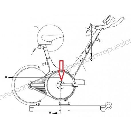 Bearing Bearing bottom Bracket M3, M3I Spinning