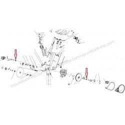 Cuscinetto inferiore della Staffa di M3, M3I Spinning