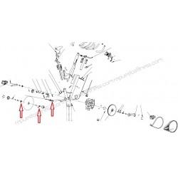 Roulement roulement de Roue/Roue d'Inertie Keiser M3, M3I Filature