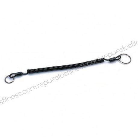 Cuerda para el selector pasador de maquinas de musculacion de 30cm