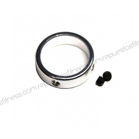 Ring Aus Aluminium - Farbe Silber