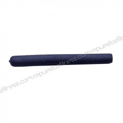 Handgrip for tube 19 to 22 mm, 380 mm long