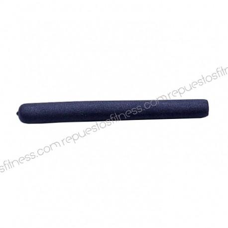 Handgrip for tube 19 to 22 mm, 380 mm long