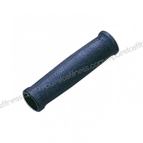 Empunhadura para tubo de 25 mm 133 mm de comprimento
