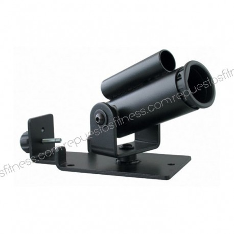 Anclaje para barras - 2,5cm y 5cm - giratorio