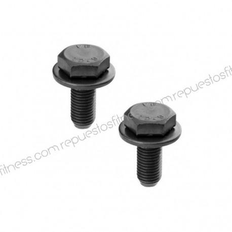 Screw Shaft Crank-Crank - 2 Units