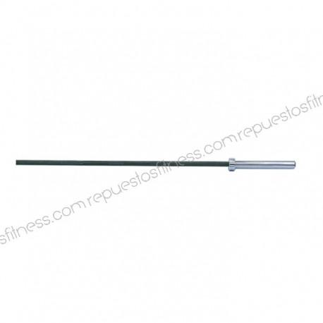 Barra olímpica 20kg profissional 2,1 m - 680 kg - 32mm - com rolamentos
