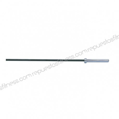 Olympic bar 20kg professional 2.1 m - 680kg - 32mm - with ball bearings