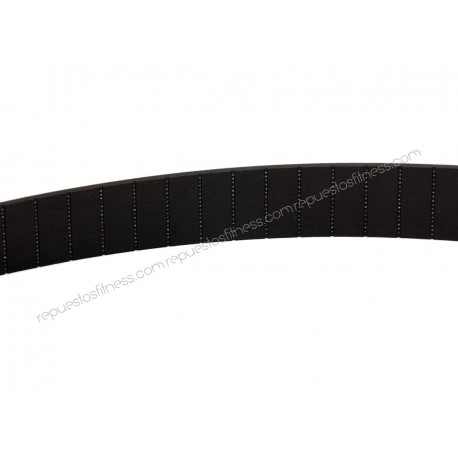 Cinghia Kevlar di 30 mm con fili di acciaio di metri