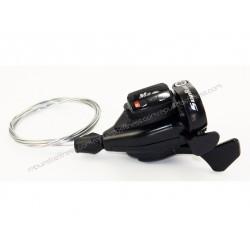 Changement de contrôle d'Impulsion Sunrace M50 8V Compatible Shimano
