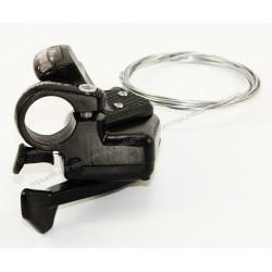 Mando Cambio Pulso Sunrace M50 8V Compatible Shimano