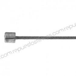 Derailleur Cable 1.2 mm x 2000 mm - 2Unidaes