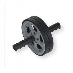 Roda abdominal - Diâmetro 18cm - Ab Wheel