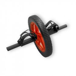 Roda abdominal - Diâmetro 37cm - Premium - Ab Wheel