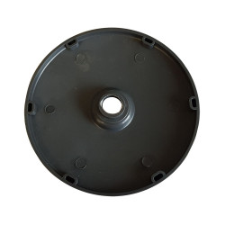 Protective pulley Ø137mm - 6 pin female - type Technogym