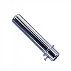 Adaptador barra 25/28mm a barra olímpica con tornillo fijador