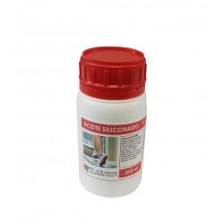 Lubricante Aceite Siliconado para bandas de cinta de correr 250 ml