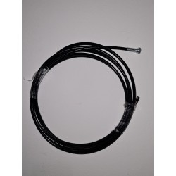6mm cable with a crimped...