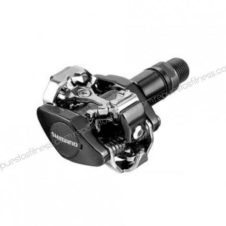 Par Pedales Shimano Automáticos M505 Spd Rosca M14/125