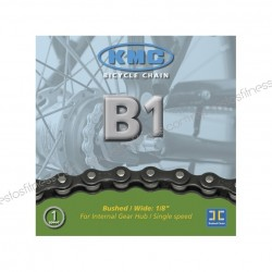 "Chain Standard Kmc B1 112 Steps 1V. Walk 1/2""X1/8"""