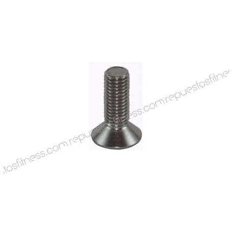 TORNILLO INOXIDABLE A2 AVELLANADO MANCUERNAS M12 X 35MM
