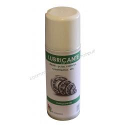 Spray prof stringhe/bar ptfe, non tossico, 400 ml, trasparente
