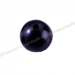 Bola/pelota freno nylon 4,5cm - 6,3mm int