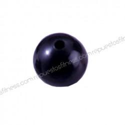 Palla/palla freno in nylon 4.5 cm - 6.3 mm int