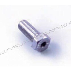 "Screw thread 1/2"" - hole Ø7mm - Long-38.1 mm"