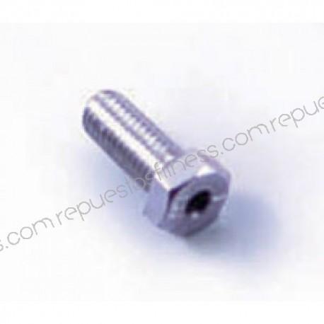 """Tornillo de rosca 1/2"""" - agujero Ø7mm - Largo 38,1mm"""