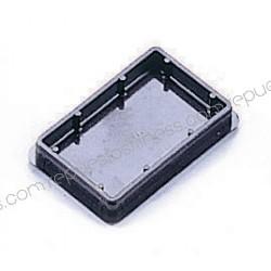 Plastic cap for rectangular tube 76.2 x 50.8 mm