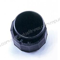 Tapón redondo regulable el altura para tubo de 50,8 mm