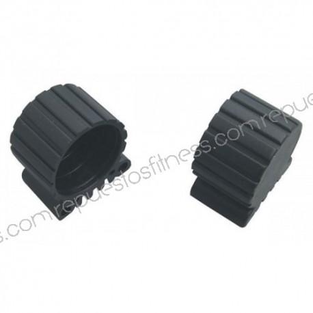 "Tapón Pie rígido para tubo redondo de diámetro interior 38,1 mm (1-1/2"")"