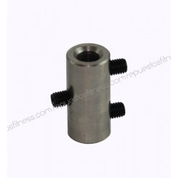 Fastening ring stainless steel for cable Ø6mm