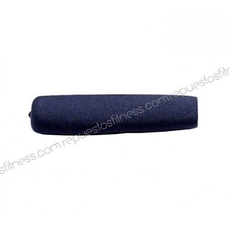 Empuñadura para tubo de 32 mm de 350 mm de largo