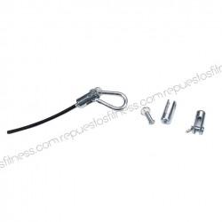"""Terminal kupplung für kabel mit 1/8"""" (3,175 mm)"""